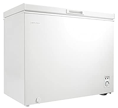Danby 7 Cubic Feet Chest Freezer with Energy Efficient Foam Insulated Cabinet for Extra Food Storage