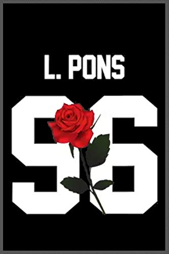 lele pons rose: A Cute Notebook for Kids (as a gift) …. with more than 100 lined page - Composition Size (6*9)