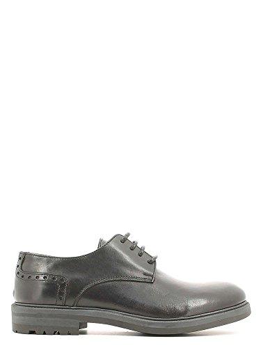 Cafenoir XC111 Zapatos casual Hombre Negro 42