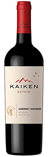 Kaiken | Argentinien (Mendoza) Kaiken Cabernet Sauvignon 2018 (Rot) 14,0% | Cabernet Sauvignon: 95%, Malbec: 5% (6x 0,75L)