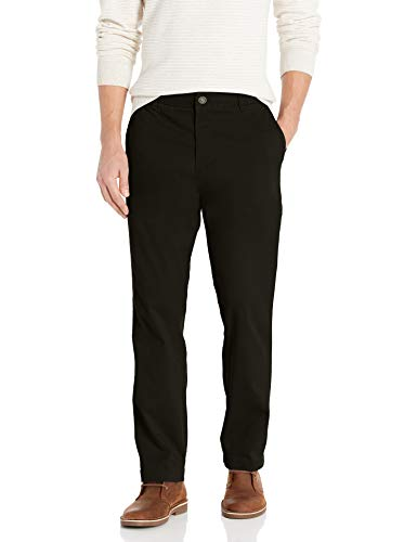 Lee Men's Performance Series Extreme Comfort Relaxed Pant, Black, 42W x 30L