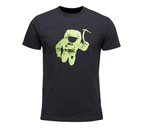 Black Diamond M SS Spaceshot Tee T-Shirt pour Homme, Taille L