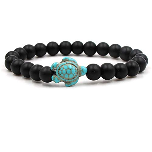 Bead Bracelets&bangle Natural Turquoises Stone personality Animal Buddha Bracelet Energy Men Volcanic stone Bracelets Jewelry,ZT304-2
