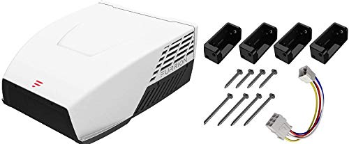 Furrion Chill Replacement RV Air Conditioner Includes A Chill 15,500 BTU Rooftop Air Conditioner (White) and a Conversion kit for Coleman/Dometic/Advent Air Distribution Box - EACCNV3