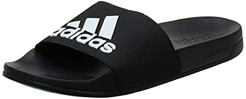 adidas Adilette Shower Chanclas Hombre, Negro (Core Black/Footwear White/Core Black 0), 43 EU (9 UK)