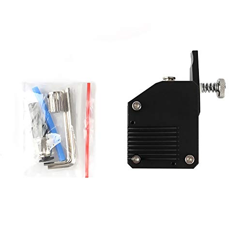 NoLOGO L-TAO-PULLEY, 1set All Metal BMG Extruder Right Cloned Extruder Dual Drive Extruder For Wanhao D9 Creality CR10 Ender 3 3 Pro Anet E10