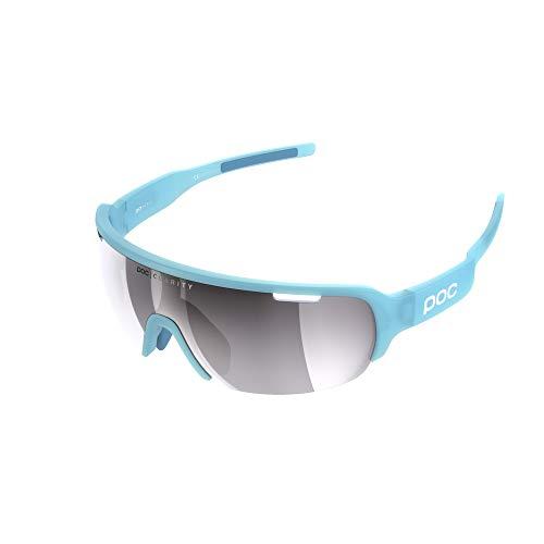 POC Do Half Balde Gafas, Unisex Adulto, Azul basalto, Normal