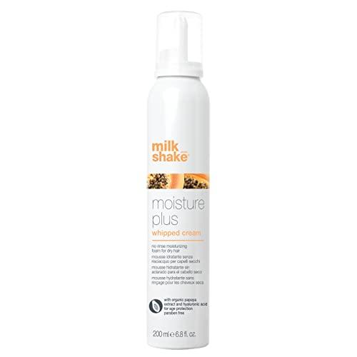 milk_shake Moisture Plus Whipped Cream, 6.8 Fl Oz
