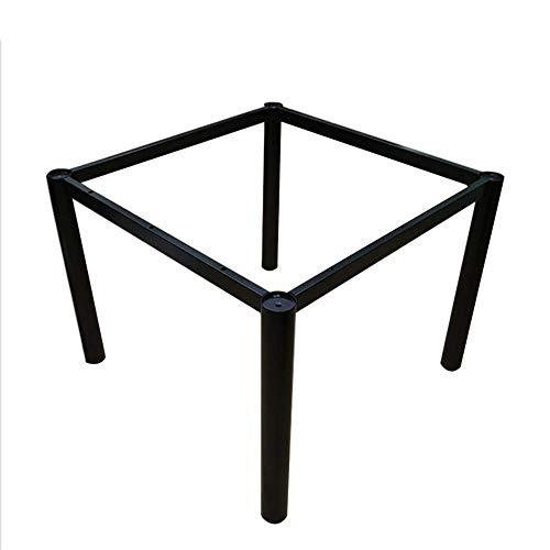Meubelpoten roestvrij staal tafelpoten beugel salontafel grote tafel tafel bureau voet tafel hoge tafel poten ronde tafel benen 58 cm.