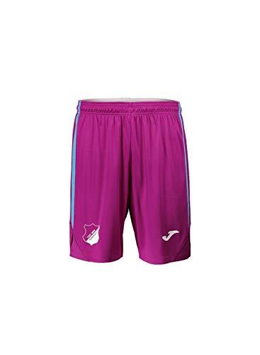 TSG 1899 Hoffenheim Kinder TSG Hose Third 20/21 Shorts, Pink, 128
