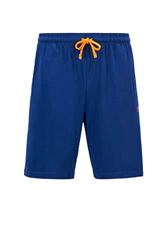 BOSS Mix&Match Shorts Pantalones Cortos Informales, Azul, XXL para Hombre