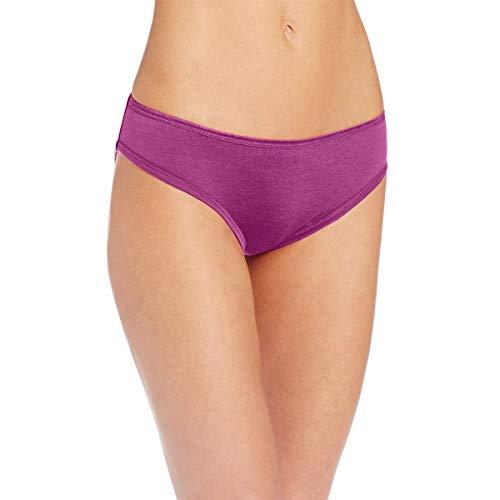 Minus33 Merino Wool Zealand Hipster léger pour Femme Violet Brillant Taille M