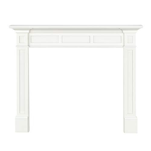 Pearl Mantels MDF Mantel, 48-Inch, White