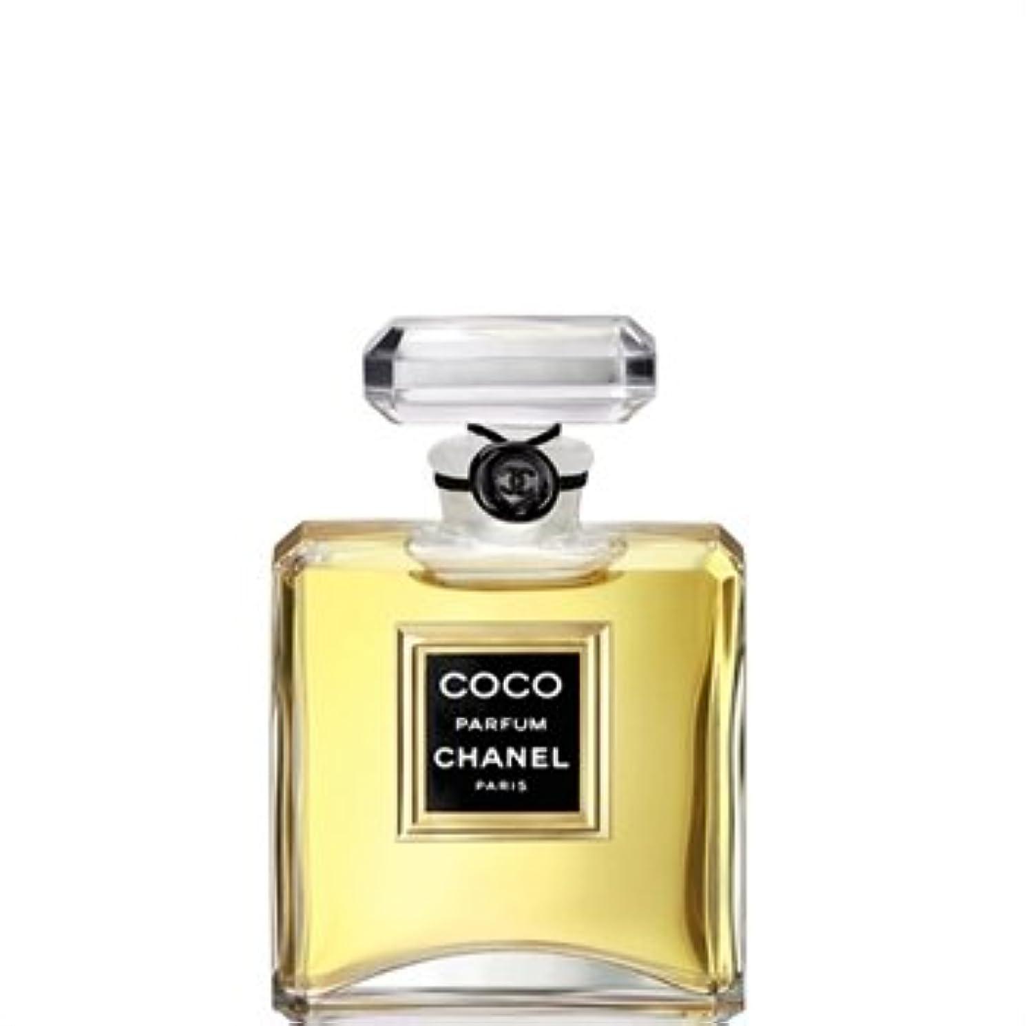 音声グラフィック大量CHANEL(シャネル) COCO ココ 15ml ボトル 香水