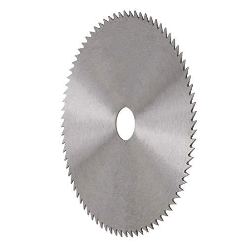 Canjerusof Circular Sierra de Disco de 110 mm de 16 mm Delgada 10PCS Disco de Acero Herramienta de la carpintería de Madera Circular Disco de Plata