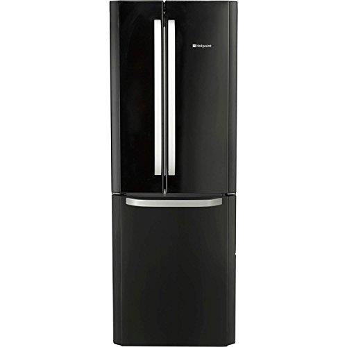 Hotpoint FFU3DK American Fridge Freezer Side by Side Frostfree 3 Door A Plus