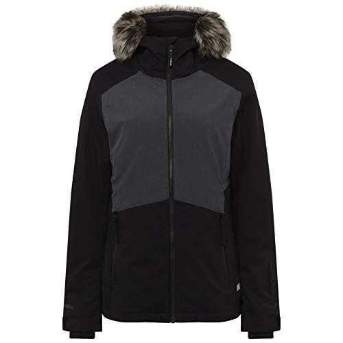 O'Neill Damen Jackets Snow PW HALITE, Black Out, M, 9P5028