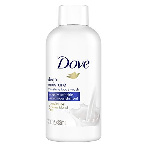 Dove Body Wash Deep Moisture 3 oz , 24 Pieces