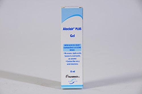 Aloclair plus gel 8 ml