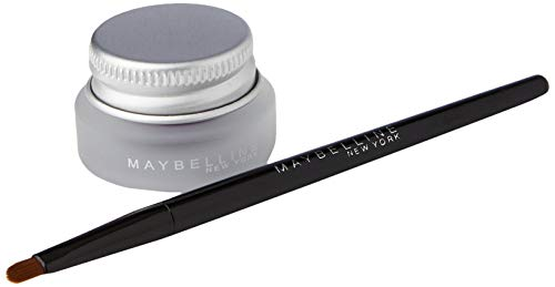 Maybelline New York Gel Eyeliner Eyestudio Lasting Drama Ultra Violet / Geltextur Eyeliner (24h langanhaltend, ohne Austrocknen, inkl. Pinsel) 1 x 3 ml