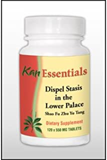 Kan Herbs - Essentials- Dispel Stasis in the Lower Palace 120tab
