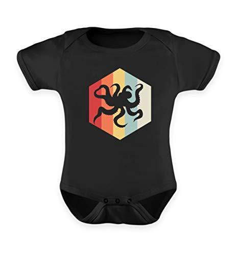 Shirtee - Body - Bébé (fille) 0 à 24 mois - Noir - 12-18 mois