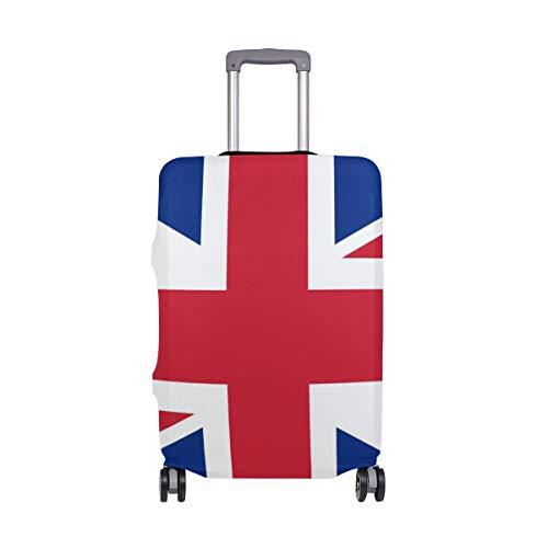 LUPINZ Suicase - Funda para Equipaje con Bandera de Inglaterra