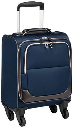 [エース トーキョー] スーツケース グリッテリーII レインカバー付 機内持ち込み可 17L 2.2kg ネイビー