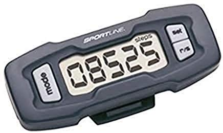 Sportline Step & Distance Pedometer - Colors May Vary