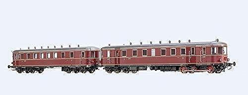 Brawa 44386 Verbrennungstriebwagen VT 62.9 und Beiwagen VB 147 der DB