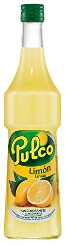 Pulco - Limón, Botella Vidrio 70 cl
