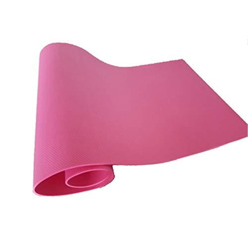 xffg Esterilla de yoga EVA ecológica antideslizante para fitness, esterilla de fitness para yoga, pilates y gimnasia