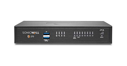 SonicWall TZ270 Network Security Appliance (02-SSC-2821)