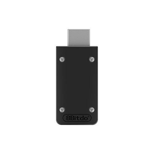 8Bitdo Retro Receiver NES/SNES Mini & Wireless Bluetooth Adapter for Windows/Mac/Raspberry Pi/Switch