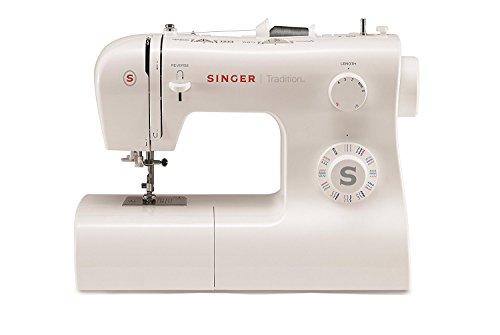 Máquina de coser Singer Tradition 2282, 32 puntadas, Ojalador y Enhebrador Automático en 1 tiempo