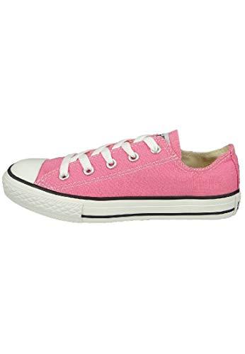 Converse Ctas Seasonnal Ox, Sneaker Unisex-Bambini, Rosa (Pink), 35