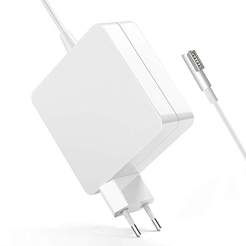 Cargador adaptador Magsafe de 60 W, 1 L, para Apple MacBook, MacBook Pro de 13 pulgadas, compatible con Apple MacBook Pro de 13 pulgadas, 2008, 2009, 2010, 2011, mediados de 2012