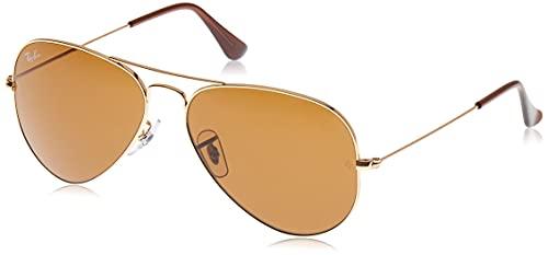 Preisvergleich Produktbild Ray-Ban MOD. 3025 Ray-Ban Sonnenbrille MOD. 3025 Aviator Sonnenbrille 55