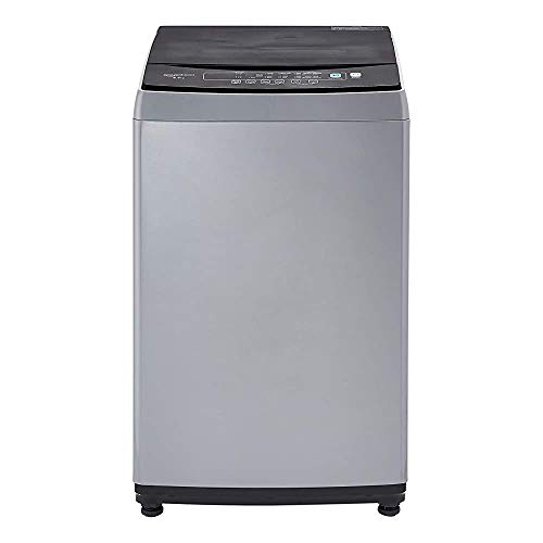 (Renewed) Amazonbasics 8.5 Kg Top Load Washing Machine (Grey)