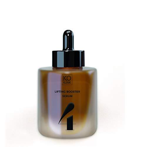 Lifting Booster Serum, mehr Feuchtigkeit, Spannkraft und Jugendlichkeit durch mikroverkapseltes Retinol, Vitamin E schützt die Haut vor oxidativem Stress, 30ml von der KÖ-KLINIK