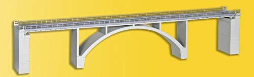 Kibri 39740 - Spannbeton-Bogenbrücke eingleisig H0