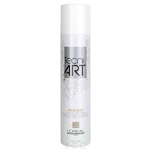 L'oreal Tecni Art Fresh Dust Dry Shampoo