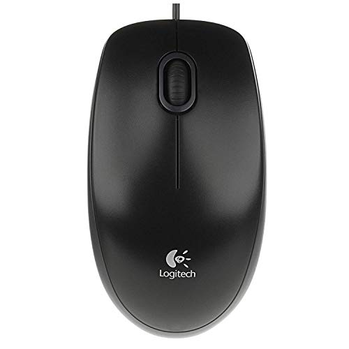 B110 Optical USB Mouse - Zwart