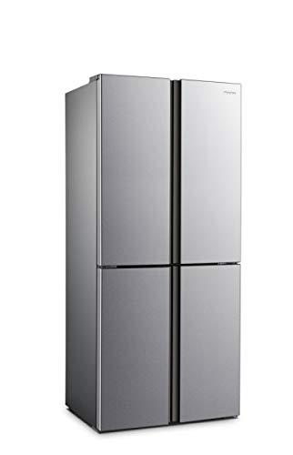 💧 Comprar frigorífico americano Hisense RQ515N4AC2 con 4 puertas A+
