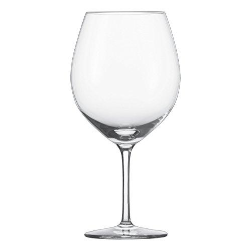 Schott Zwiesel Cru Classic Burgunder-Glas, Kristallglas, transparent, 112 mm, 6