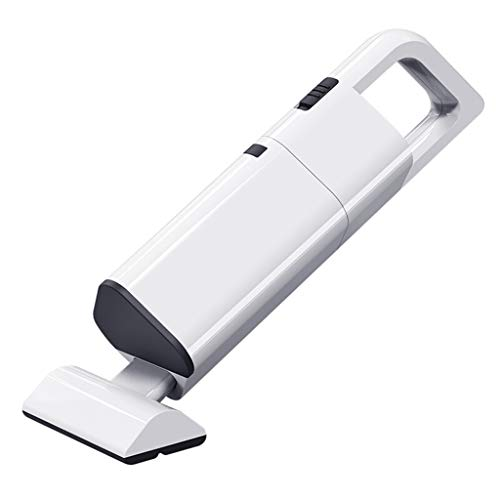 TONG YUE SHOP Blanc de Puissance élevée 12V 120W de Voiture d'aspirateur portatif de Voiture Tenu dans la Main de Voiture Humide et Sec de Voiture
