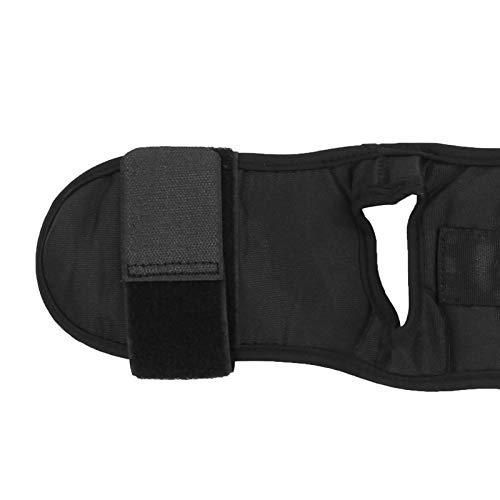 Tenpac Cinturón de Estiramiento de Yoga, cinturón Correcto para la articulación del Tobillo, Profesional para Estirar la recuperación, prolongación de Adultos
