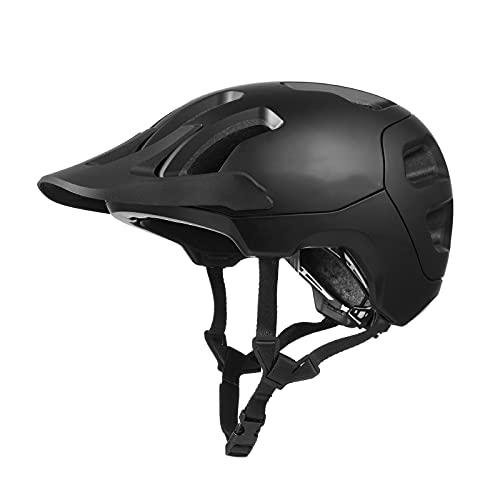 G&F Casco Bicicleta Adulto Ligero Ajustable 55-61cm Casco Ciclismo para Hombres Mujeres (Color : A, Size : 55-61)
