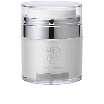 純粋 レチノール 原液 3% 配合 クリーム KISO キソ スーパーリンクルクリーム VA 45g カプセル化 ビタミンA