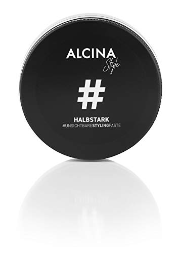 Alcina Halbstark, 1 x 50 ml - Schwerelose Styling-Paste
